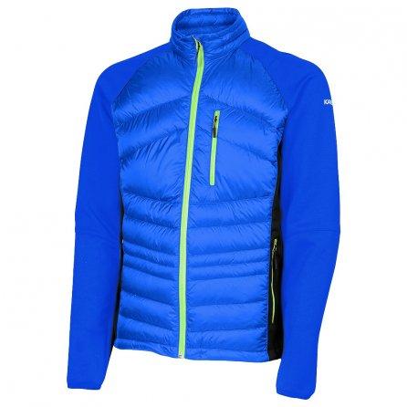 Karbon Poseidon Insulated Ski Jacket (Men's) - Olympic Blue/Black