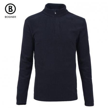 Bogner Udo Fleece Mid-Layer Top (Men's) - Dark Blue