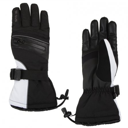 Sno Tek Glove (Women's) - White/Black