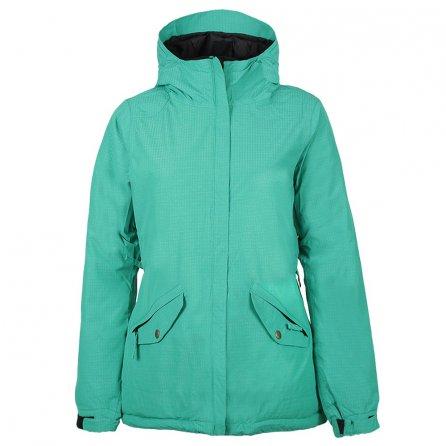 686 Faithful Insulated Snowboard Jacket (Women's)  - Emerald