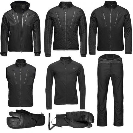 KJUS 7SPHERE Kit (Men's) - Black