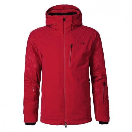 KJUS Formula DLX Ski Jacket (Men's) - Scarlet
