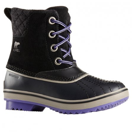 Sorel Slimpack Lace II Boot (Kids') - Black