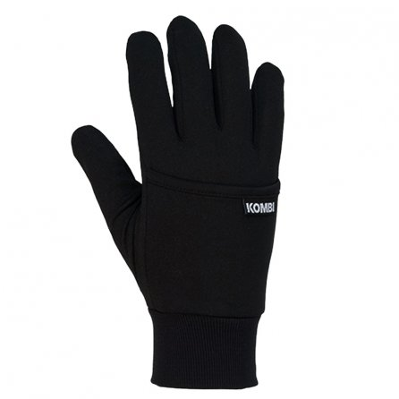 Kombi Kanga Glove Liner (Juniors') - Black