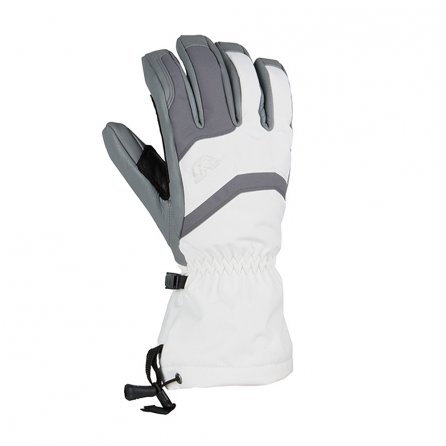 Gordini Elias Gauntlet Glove (Women's) - White/Black