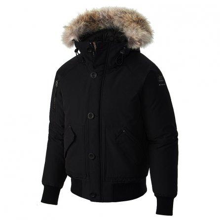 Sorel Caribou Bomber Coat (Men's) - Black
