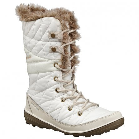 Columbia Heavenly Omni-HEAT Boot (Women's) - Sea Salt