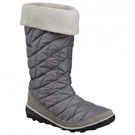 Columbia Heavenly Omni-HEAT Slip Boot (Women's) - Quarry