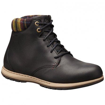 Columbia Davenport XTM Waterproof Omni-HEAT Boot (Men's) - Black/Madder Brown