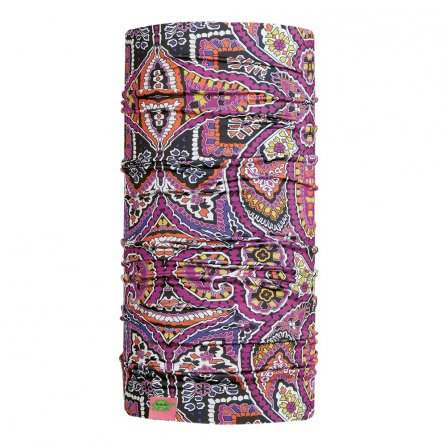 Turtle Fur Totally Tubular Double Sided Print Neck Gaiter - Moroccan