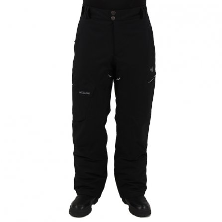 Double Diamond Steep Insulated Ski Pant (Men's) - Black
