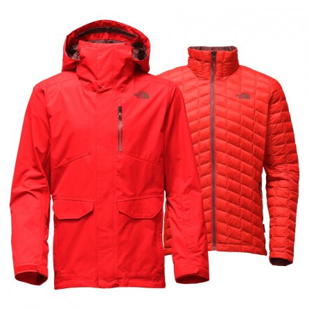 The North Face Thermoball Snow Triclimate Parka (Men's) -
