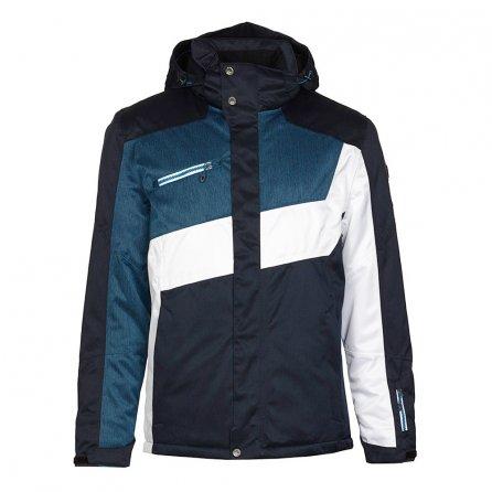 Killtec Makaio Ski Jacket (Men's) - Petrol Melange