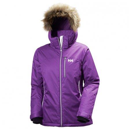 Helly Hansen Sunshine Insulated Ski Jacket (Women's) - Sunburned Purple