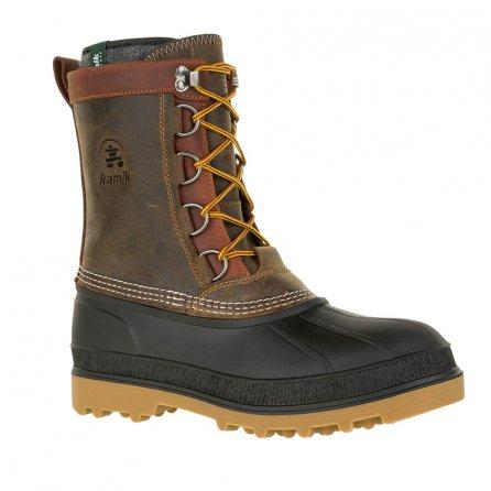 Kamik William Boot (Men's) - Gaucho
