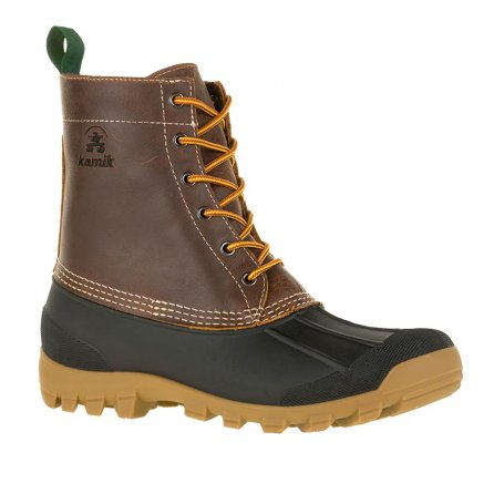Kamik Yukon 6 Winter Boot (Men's) - Dark Brown