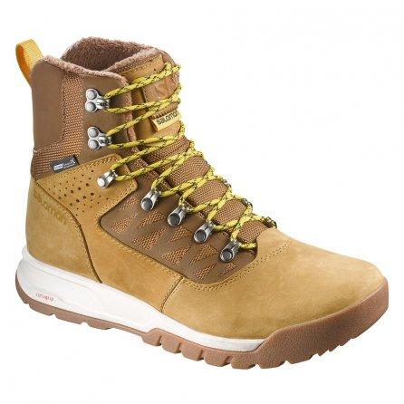 Salomon Utility Pro TS CSWP Boot (Men's) - Camel Gold