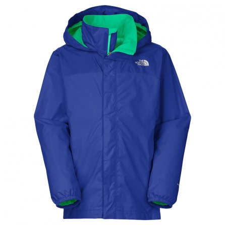 The North Face Reflective Resolve Rain Jacket (Boys') -