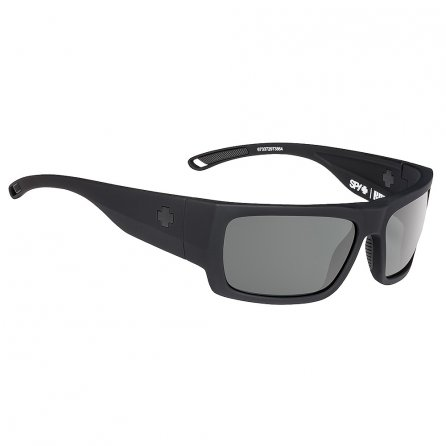 Spy Rover Polarized Sunglasses - Soft Matte Black