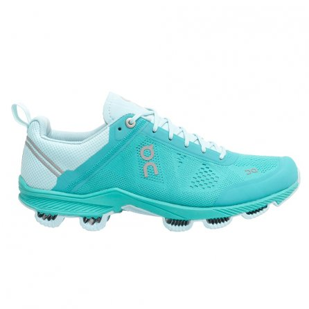 On Cloudsurfer Running Shoe (Women's) - Atlantis/Haze
