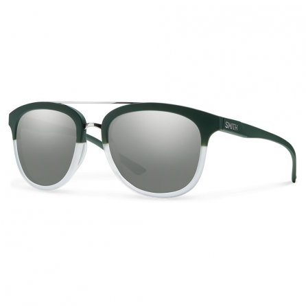 Smith Clayton Sunglasses - Matte Olive Crystal