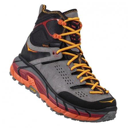 Hoka One One Tor Ultra Hi Waterproof Boot (Men's) - Black/Flame