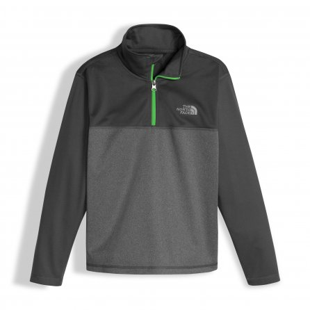 The North Face Tech Glacier Half Zip Fleece Mid-Layer (Boys') -