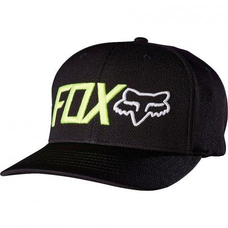 Fox Trenches Flexfit Hat (Men's) - Black