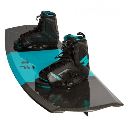 Hyperlite State 2.0 140 Wakeboard Package with 7-10.5 Remix Boot (Men's)  -