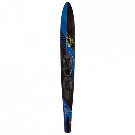 "HO Burner 69"" Slalom Ski with freeMAX Binding and Adjustable Rear Toe Piece (Men's)  -"