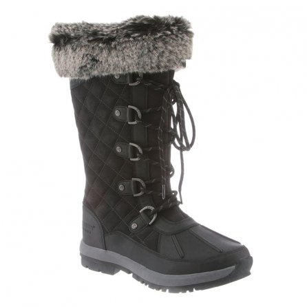 Bearpaw Gwyneth Boot (Women's) - Black/Gray