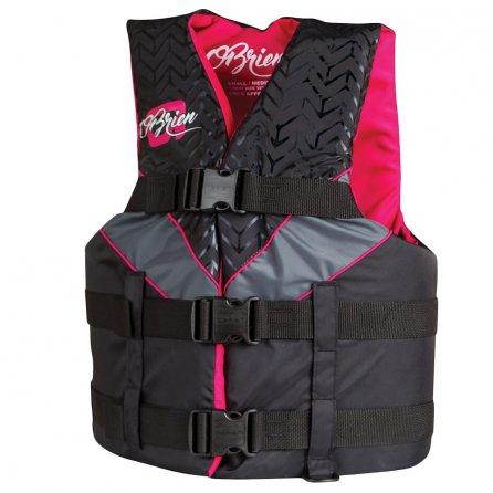 O'Brien 3 Belt Adjustable Sport Life Jacket (Women's) -