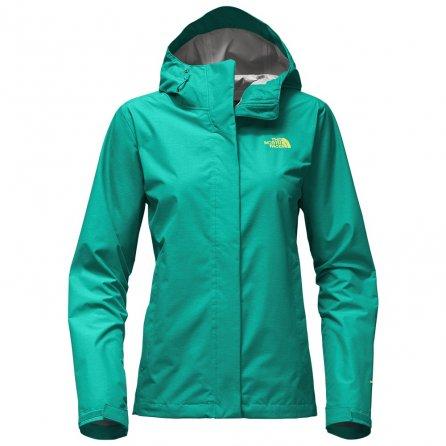 The North Face Venture 2 Rain Jacket (Women's) - Pool Green Heather