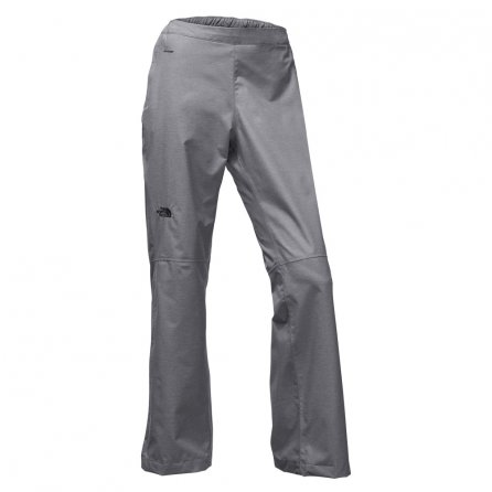 The North Face Venture 2 Half Zip Rain Pant (Women's) - TNF Medium Heather Grey