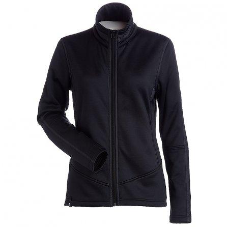 Nils Nancy Fleece Mid-Layer Jacket (Women's) - Black