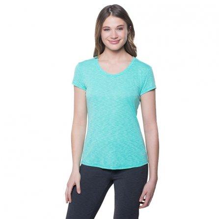Kuhl Aspira Short Sleeve Shirt (Women's) - Belize