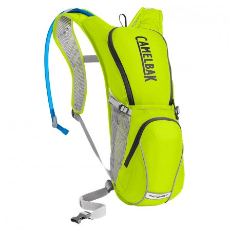 CamelBak Ratchet Hydration Backpack - Lime Punch/Silver