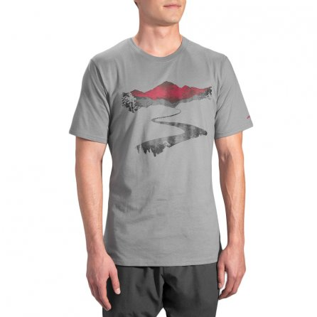Brooks Long Road T-Shirt (Men's) - Oxford