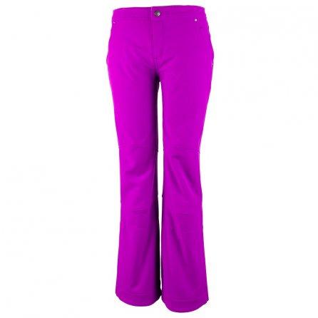 Obermeyer Angel Softshell Ski Pant (Women's) - Violet Vibe