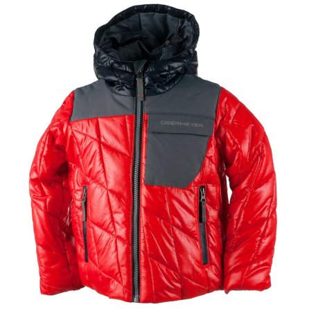 Obermeyer Catapult Insulated Jacket (Toddler Boys') - Red