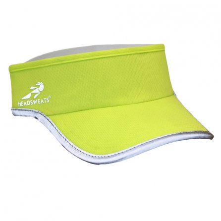 Headsweats Supervisor Reflective Visor  - Yellow Reflective