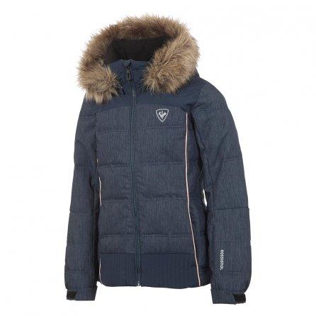 Rossignol Girl BB Polydown Denim Insulated Ski Jacket (Girls') -