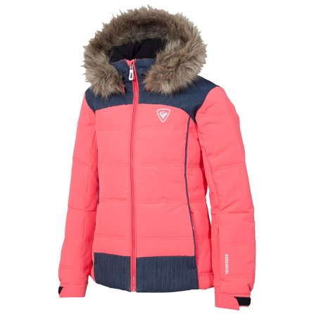 Rossignol Girl BB Polydown Insulated Ski Jacket (Girls') -