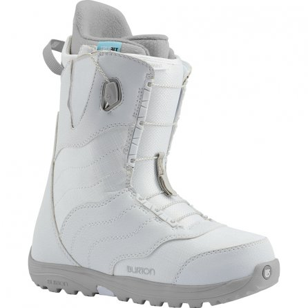 Burton Mint Snowboard Boot (Women's) - White/Gray