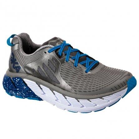 Hoka One One Gaviota Running Shoe (Men's) - Wild Dove/True Blue