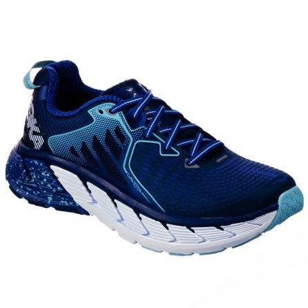 Hoka One One Gaviota Running Shoe (Women's) - Sky Blue/Surf the Web