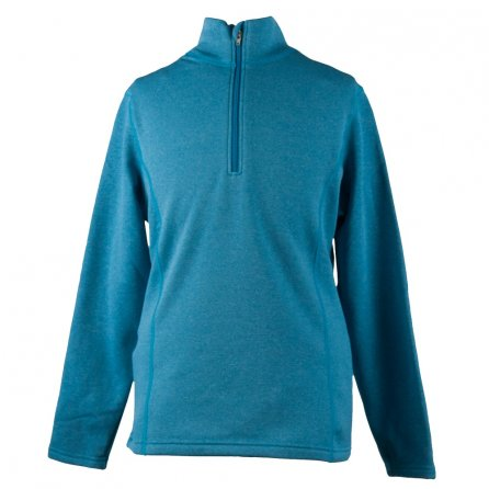 Obermeyer Solace 150 wt US Turtleneck Mid-Layer (Girls')  - Bluebird