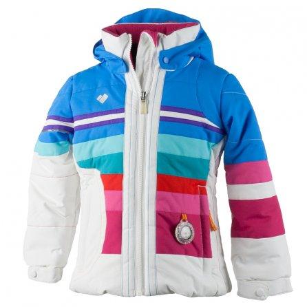 Obermeyer Snow Drop Insulated Ski Jacket (Little Girls') -