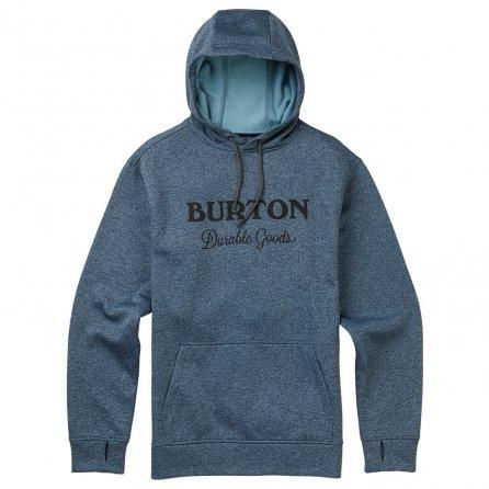 Burton Oak Pullover Sweatshirt (Men's) - Winter Sky Heather