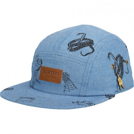 Burton Strange Days Hat (Men's) - Chambray Freetime